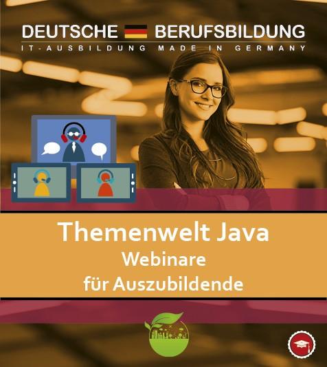 Webinare Themenwelt Java