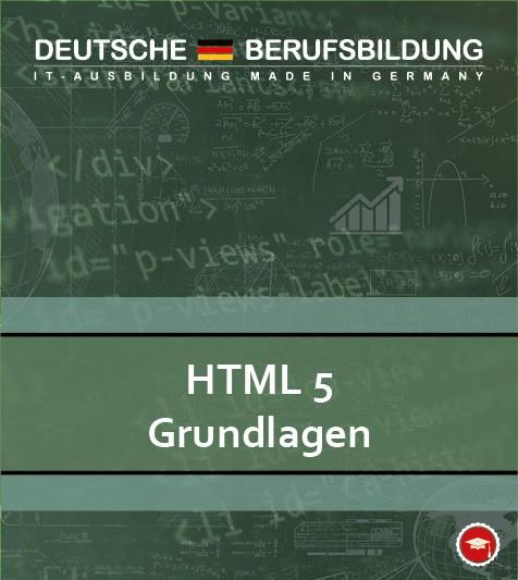 HTML5 Grundlagen