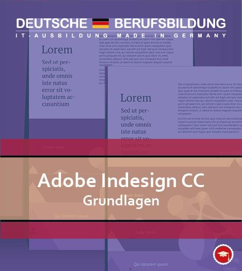 Adobe Indesign Grundlagen