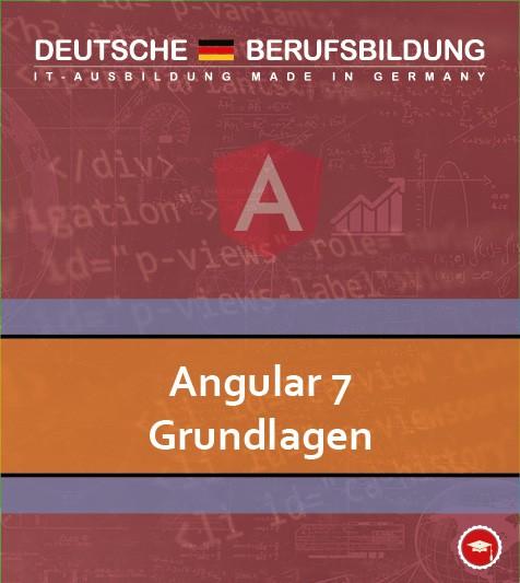 Angular 7 Grundlagen