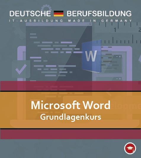 Word Grundkurs