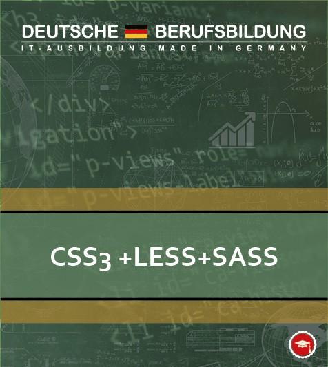 CSS§, Less und Sass