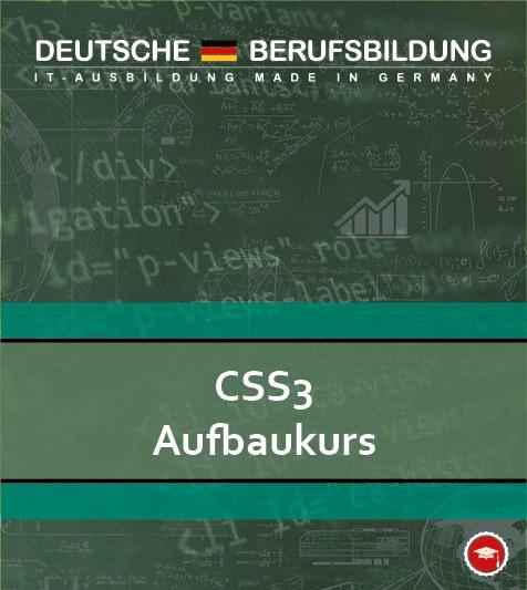 CSS3 Aufbaukurs