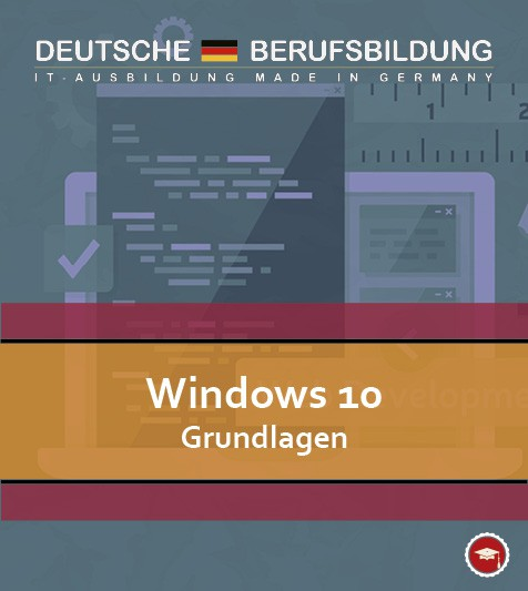 Windows 10 in der Anwendung